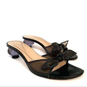 Kate Spade Sandals Ball Kitten Heel